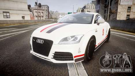 Audi TT RS 2010 Shelley para GTA 4