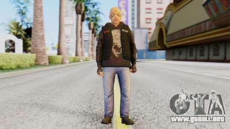 [GTA5] The Lost Skin4 para GTA San Andreas segunda pantalla