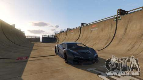 GTA 5 Race the balls v1.2 tercera captura de pantalla