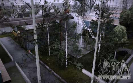 Edificio en la Calle Grove v0.1 Beta para GTA San Andreas octavo de pantalla
