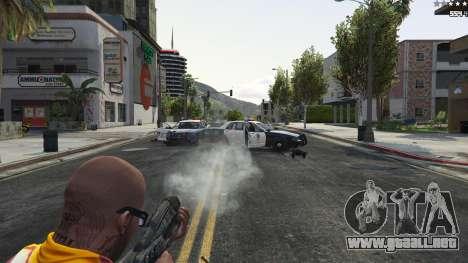 GTA 5 M-8 Avenger из de Mass Effect 2 octavo captura de pantalla