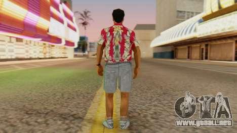 Turismo para GTA San Andreas tercera pantalla