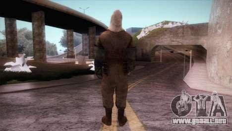 Order Soldier5 from Silent Hill para GTA San Andreas tercera pantalla