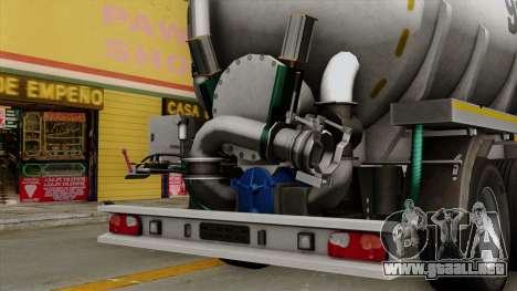 Trailer Kotte Garant para la visión correcta GTA San Andreas