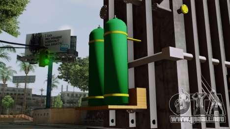 Transformado para la visión correcta GTA San Andreas