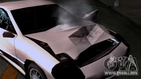 Nuevo daño texturas para GTA San Andreas tercera pantalla