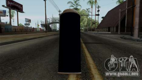 Original HD Spraycan para GTA San Andreas segunda pantalla