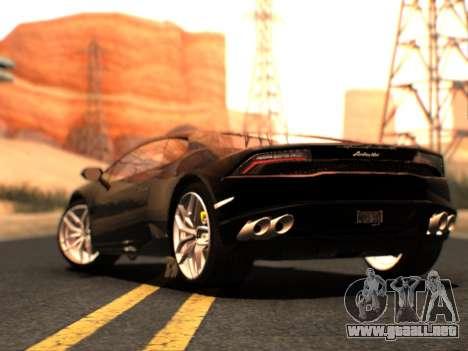 Lime ENB 1.3 para GTA San Andreas