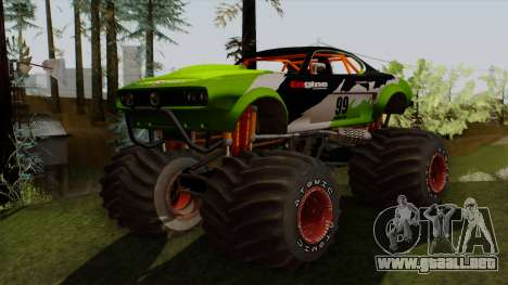 GTA 5 Vapid Big Foot para GTA San Andreas