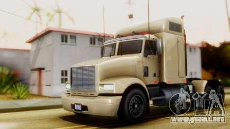 GTA 5 MTL Packer Trainer IVF para GTA San Andreas