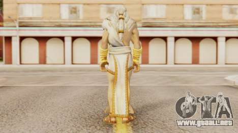 Zeus v1 God Of War 3 para GTA San Andreas tercera pantalla