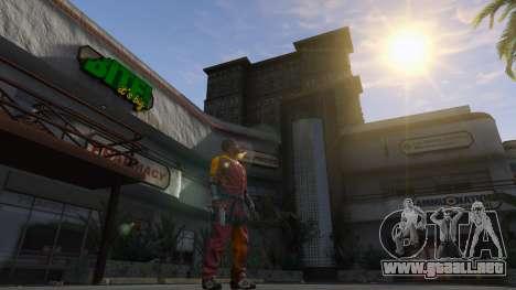 GTA 5 Asiimov Pistol.50