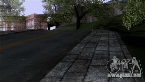 Roads Full Version LS-LV-SF para GTA San Andreas sexta pantalla