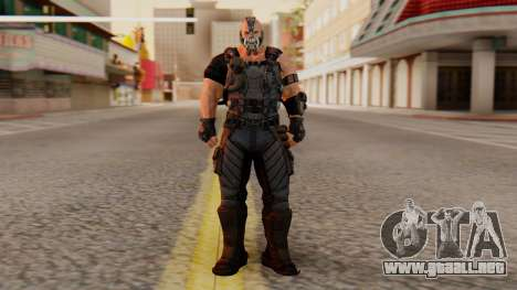 The Bane Ultimate Boss para GTA San Andreas segunda pantalla