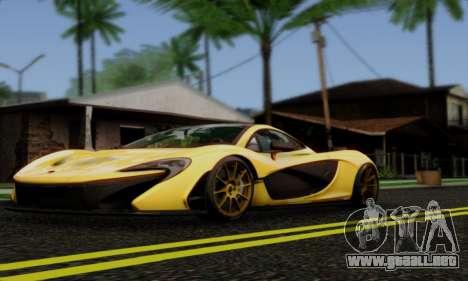Inul ENB para GTA San Andreas segunda pantalla