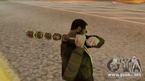 Skewer para GTA San Andreas tercera pantalla