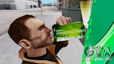 RT. Banco Sprunk para GTA San Andreas tercera pantalla