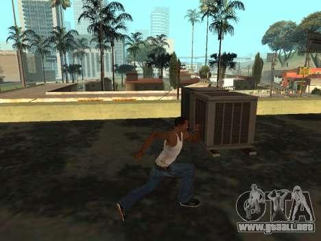 Animación de GTA Vice City para GTA San Andreas séptima pantalla