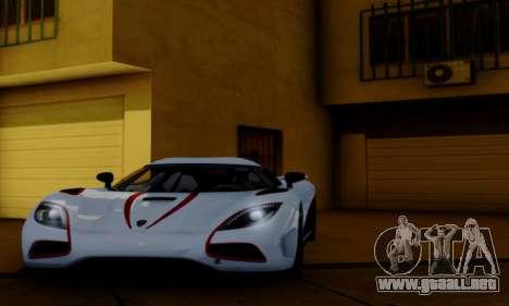 Inul ENB para GTA San Andreas sucesivamente de pantalla