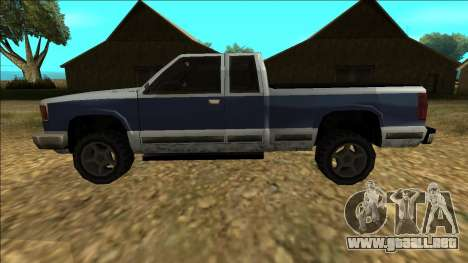 New Yosemite v2 para GTA San Andreas interior