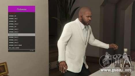 GTA 5 El Gestor de escenas de corte