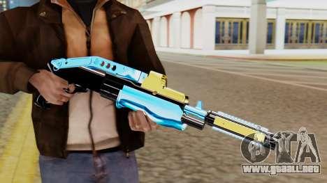 Fulmicotone Shotgun para GTA San Andreas tercera pantalla