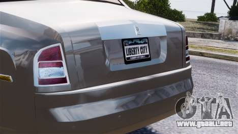 Rolls-Royce Phantom LWB para GTA 4 visión correcta