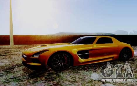 ENB Series HQ Graphics v2 para GTA San Andreas séptima pantalla