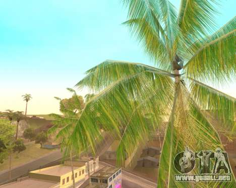 Árboles de palma de Crysis para GTA San Andreas
