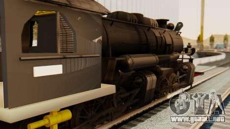 CC5019 Indonesian Steam Locomotive v1.0 para la visión correcta GTA San Andreas