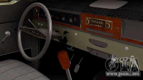 GAZ 24-95 para la visión correcta GTA San Andreas