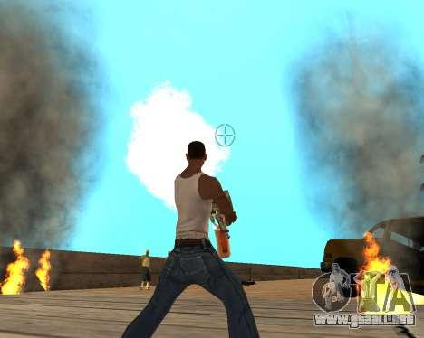 HQ Effects and Sun Final Version para GTA San Andreas séptima pantalla