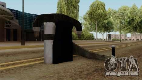 Original HD Jetpack para GTA San Andreas segunda pantalla