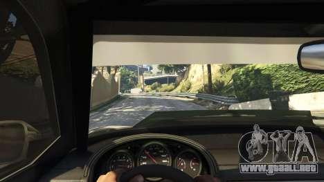 GTA 5 Realista de velocidad de coches de 1.3 segunda captura de pantalla