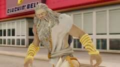 Zeus v1 God Of War 3 para GTA San Andreas
