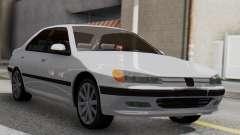 Peugeot 406 sedán para GTA San Andreas