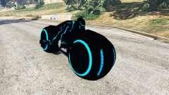 Tron Bike blue