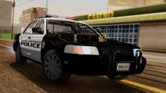 Police SF 2013 para GTA San Andreas