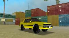 GTA IV Willard Submarino Amarillo para GTA Vice City
