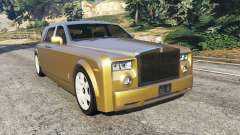 Rolls-Royce Phantom EWB v0.6 [Beta] para GTA 5