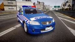 Holden VE Commodore SS Highway Patrol [ELS] v2.0 para GTA 4