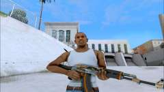 AK-47 Carbone Edition para GTA San Andreas