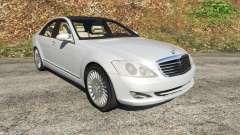 Mercedes-Benz S500 W221 v0.3 [Alpha]