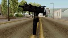 Original HD Micro SMG para GTA San Andreas