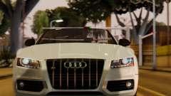Audi S5 2010 Cabriolet para GTA San Andreas