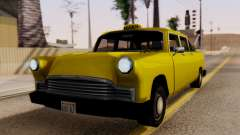 Cabbie New Edition para GTA San Andreas