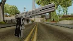Original HD Colt 45 para GTA San Andreas