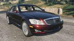 Mercedes-Benz S500 W221 v0.4 [Alpha] para GTA 5