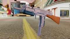 IMI Uzi v2 SA Style para GTA San Andreas