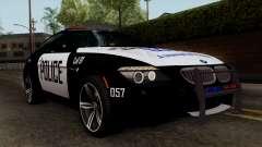 BMW M6 E63 Police Edition
